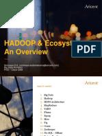 Hadoop Overview Training Material