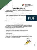 Produção de Texto - Sequência Didática