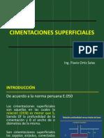 112205117 B Cimentaciones Superficiales
