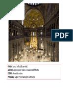 Fichas Arte Bizancio