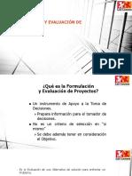 Presentación Evaluacion de Proyectos