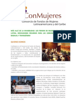 RELATÓRIO FINAL CONMUJERES_espanhol
