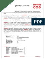 AG Spec Sheet