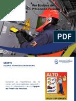 Presentacion - Uso de EPP