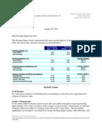 Pershing Square Q2 10 Investor Letter