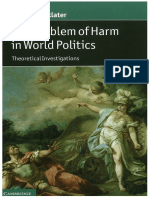 Andrew Linklater the Problem of Harm in World Politics Theoretical Investigations - Marcas (1)