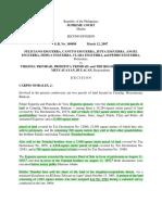 Esguerra v. Trinidad, 518 SCRA 186, 2007