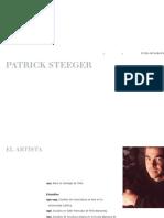 presentación patrick steeger