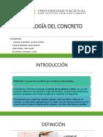 Patología Del Concreto Terminado Final
