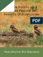 Aves Del Desierto Chihua Huen Se