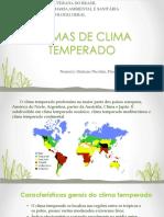 Trabalho Biomas de Clima Temperado Final