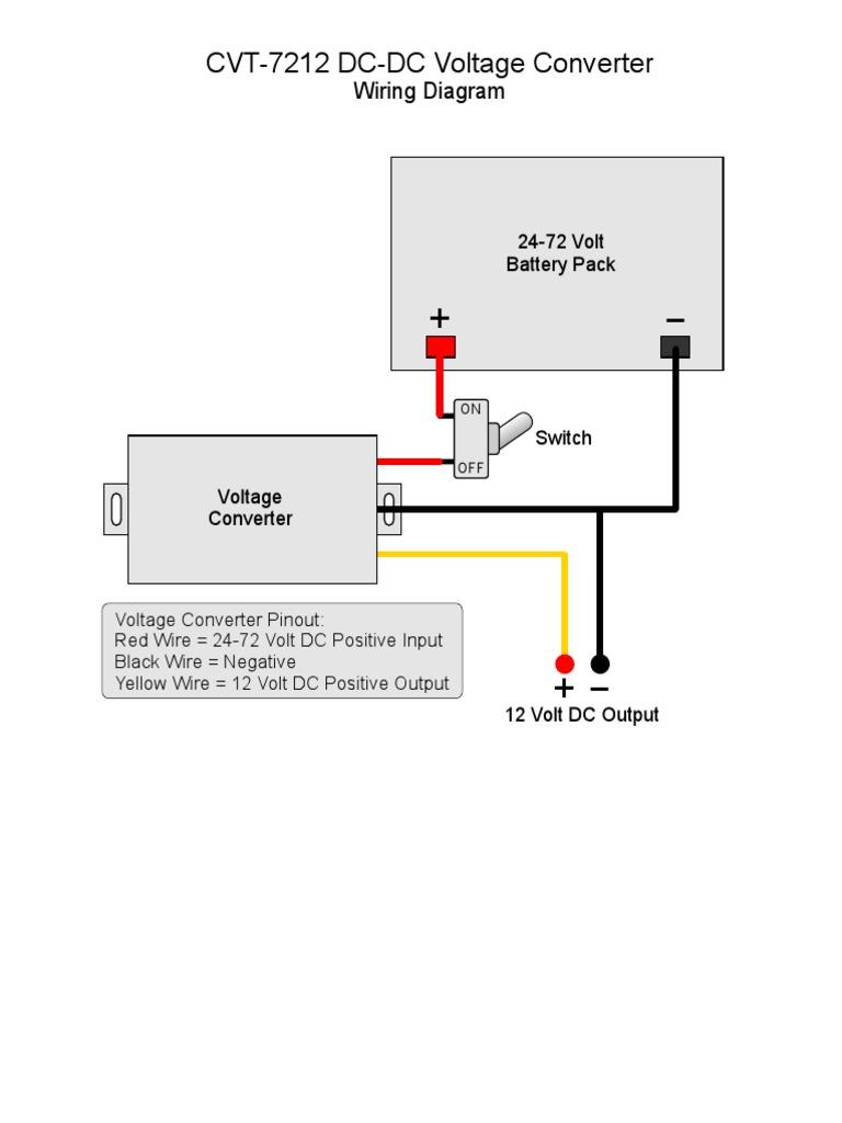 Converter Diagram Dc Wiring Ap2403uv - ~ Wiring Diagram Portal ~ •