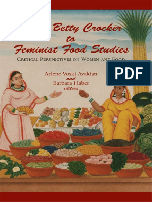 Feminist and Food Studies | Anthropology | Indian Cuisine