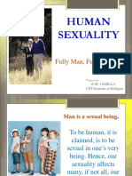 Human Sexuality-revised 2015