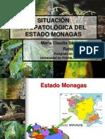 CONFITO 2009 Situación Monagas
