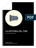 Ensayo de La Historia Del Cine