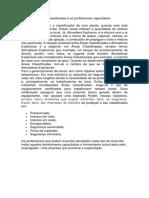 Areas Classificadas e Profissionais Capacitados - Leg e Seg Do Trabalho