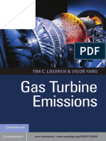 Gas Turbine Emissions Book