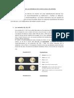 Material de Las Monedas de Curso Legal en España Final