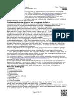 Física PAU Tipología 2Bach