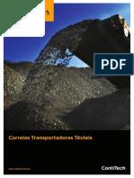 Catálogo Correias Transportadoras Têxteis