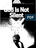 ss19760401 god is not silent