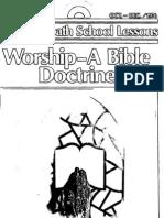 ss19761001 worship_ a bible doctrine