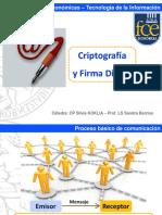 Criptografia y firma digital