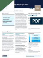 Amundi Funds Absolute Volatility Arbitrage Plus - Fund Profile - EN.pdf