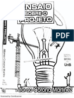 Ensaio Sobre o Projeto - Alfonso Corona Martinez
