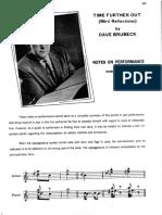 !BOOK! Dave Brubeck Quartet - Time Further Out