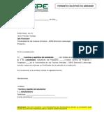 Formato Solicitud Certificado No Adeudar
