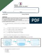 319576272 Prueba de Ciencia Tercera Unidad El Agua Docx