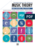 Alfred's Complete Essentials of Music Theory (Andrew Surmani)