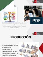 Producción y Finanzas