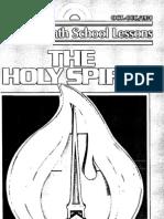 ss19781001 the holy spirit