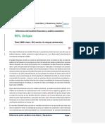 Diferencia Entré Análisis Financiero y Análisis Económico(Rv.1)