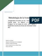 Entrega Final Metodologia de La Investigacion