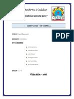 Proyecto Manualidades MVip