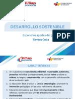 Conclusiones del taller Desarrrollo Sostenible - Seminario Futuro Educación