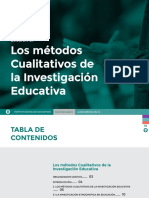 Leccion 3. Taller de Investigacion Educativa