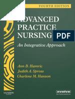 Ann B. Hamric, Judith A. Spross, Charlene M. Hanson-Advanced Practice Nursing_ An Integrative Approach, 4th Edition  .epub