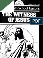 ss19800401 the witness of jesus