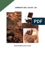 Guia 2 Procesamiento de Cacao