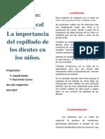 Secuencia Salud Bucal