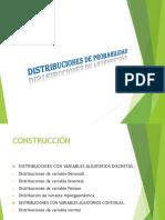 Distribuciones de Probabilidad Exposicion