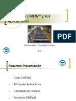 Celdas EMEW y Sus Aplicaciones
