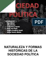 Sociedad Política Exposición Etica