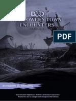 Paul Weber - Halloween Town Encounters