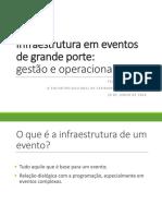 Infraestrutura Em Eventos de Grande Porte (1)